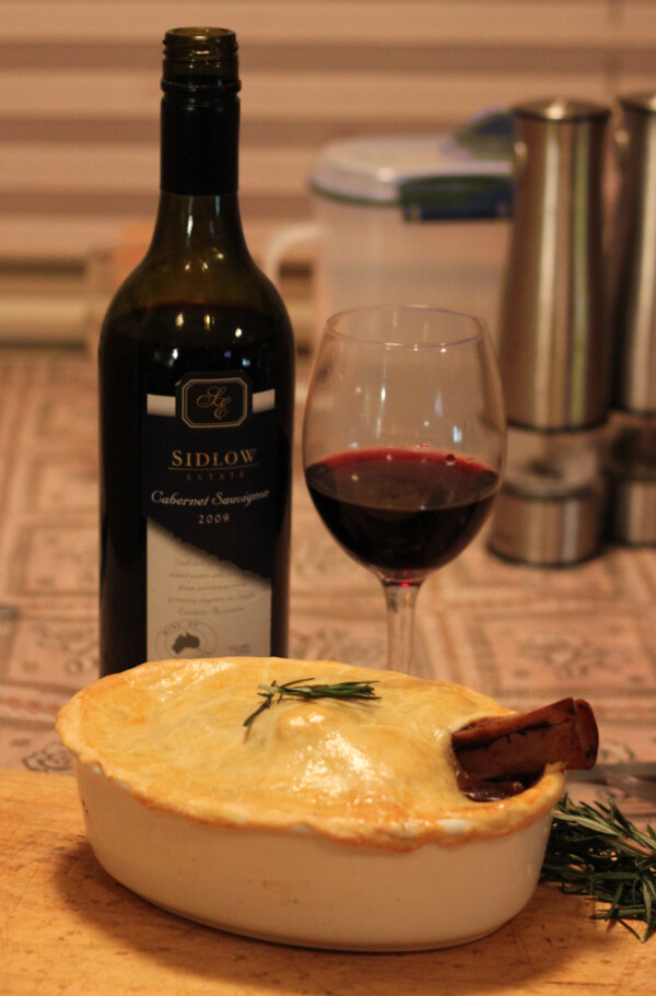 Slow Cooked Lamb Shank Pies