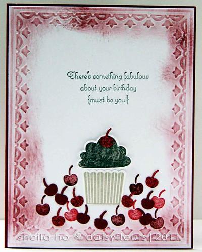 Cupcake bday