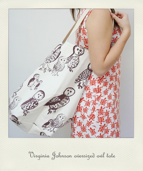 oversized tote bag. Johnson Oversized Tote Bag
