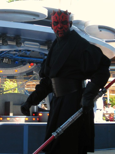 Darth Maul Arrives