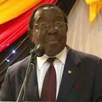 Zimbabwe African National Union, Patriotic Front (ZANU-PF) Chairman Simon Khaya Moyo delivered congratulations in honor of the 90th anniversary of the Communist Party of China. by Pan-African News Wire File Photos