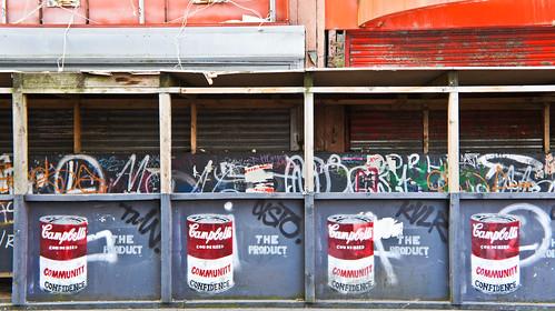 Belfast - Street Art (North Street)
