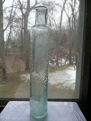 Dr. Wadsworth's Vegetable Croup Syrup (TaylorsRIbottles) Tags: ri bottle antique providence rhodeisland medicine syrup wadsworth cough croup pontil
