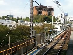 IMG_0660 (keyaki) Tags: station train tokyu