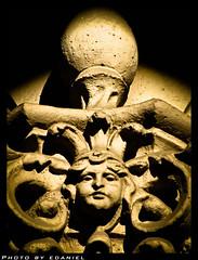 Limelite (edaniel85) Tags: light shadow statue budapest flickrchallengegroup 2011april