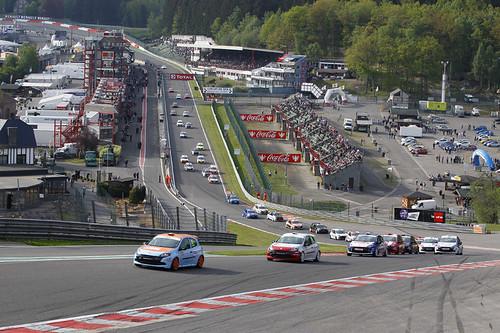 Eurocup Clio Spa
