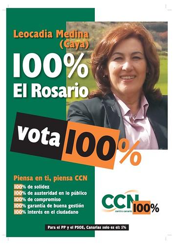 Leocadia Medina Hernández