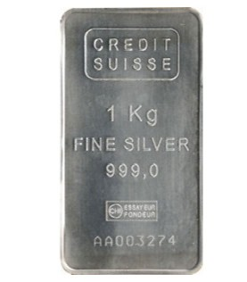 credit suisse silver