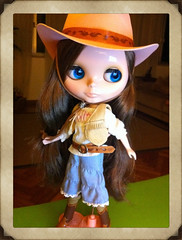 Welcome home Cowgirl !