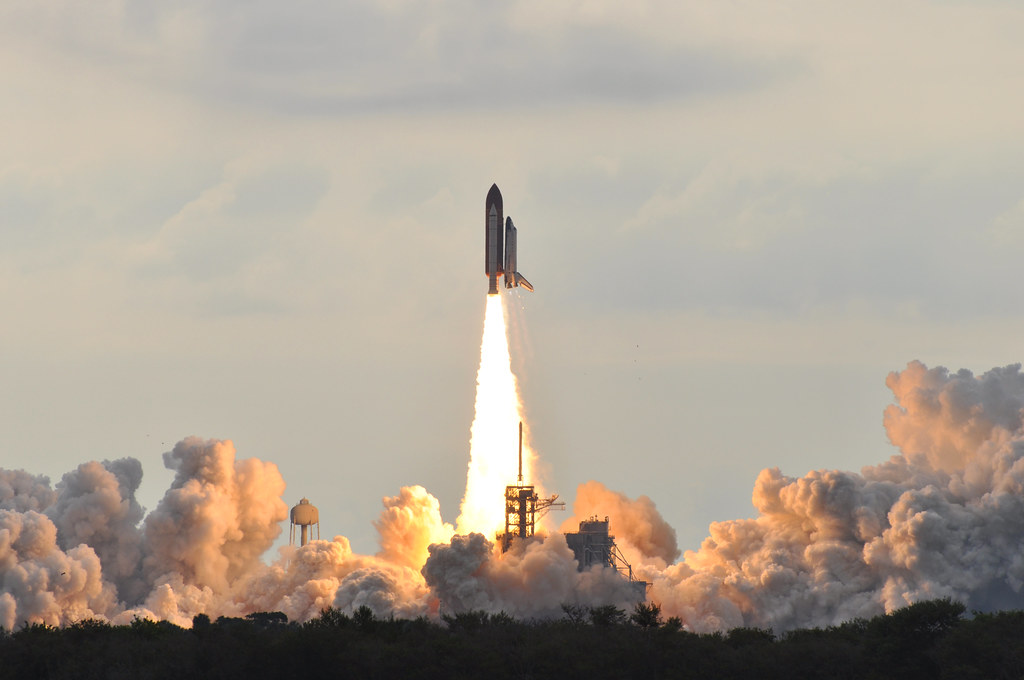 Farewell Flight of Endeavour ~ STS-134