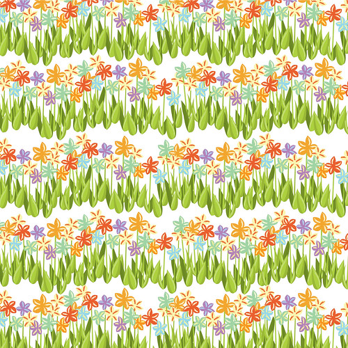Daily Pattern - Tulips