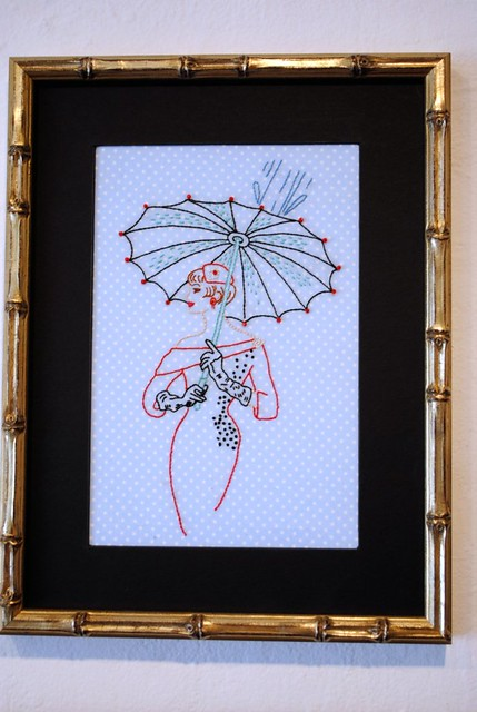 Parisian Umbrella