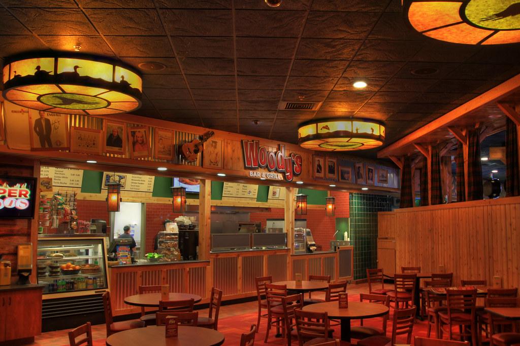 Casino Grill Design | Casino Bar & Grill | Interior Casino Upgrade | Casino F & B Design | Casino Bar Remodel | Lake of the Torches Casino & Resort