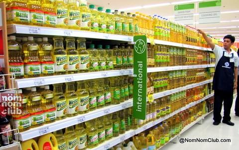 SM Supermarket International Products