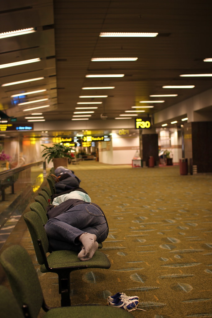 Let's Sleep @ Changi Airport