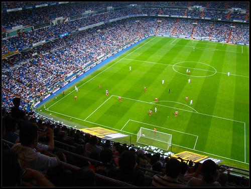 Real Madrid - Almería (Bernabéu)