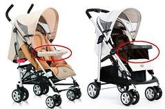 Zooper stroller