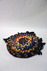 Kathy Kelso: Hand Braided Felted Wool