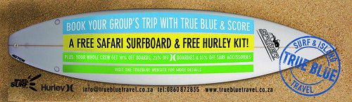 5780242781 9fb8cfc74c GROUP BOOKING = FREE SURFBOARD!