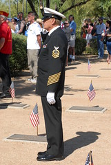 (ONE/MILLION) Tags: old usa america photo google memorial flickr day respect photos military salute young ceremony flags rememberance tribute uniforms veterans onemillion williestark memorialdayservice2011