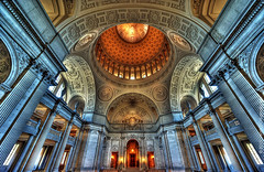 San Francisco City Hall 2010_01 (C. Roy Yokingco) Tags: sf sanfrancisco california ca travel blue orange northerncalifornia catchycolors photography nikon cityhall dome sfbayarea nikkor westcoast hdr civiccenter beauxarts sanfranciscocityhall ultrawideangle photomatix tonemapped americanrenaissance d700 afs1424mm nxtrfoto nextierphotography