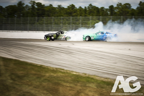 Falken Mustangs at the last clip