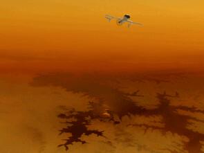 AVIATR-aircraft-CF3-Titan-Lake-animation-FULL-track-terrain-0.5-percent-10-percent