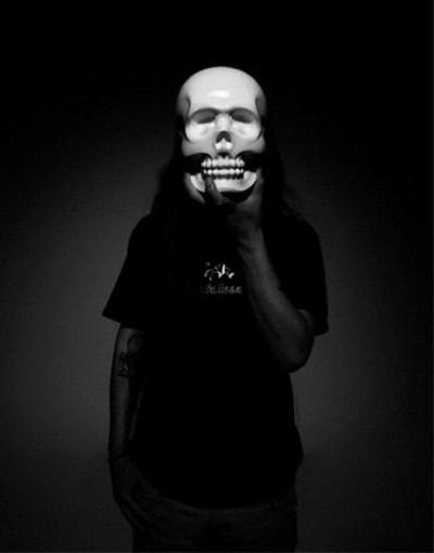 USUGROW HASADHU Shingon Skull