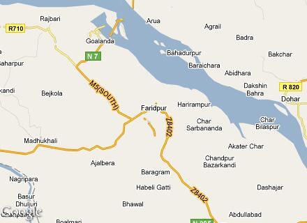 Faridpur (www.black-iz.com) Yallow page