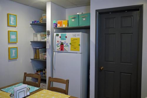Kitchen June 2011