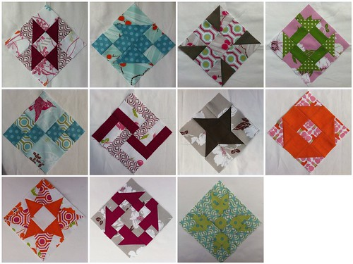 Farmer's Wife Quilt Sampler QAL by fionapoppy