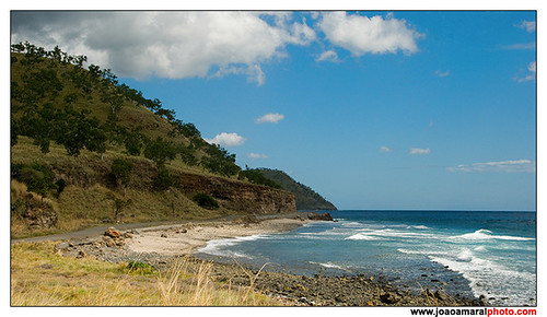East Timor North Coast by joaoamaralphoto