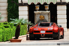 Bugatti Veyron RRR (Raphal Belly Photography) Tags: red black car french real rouge photography eos hotel al holding riviera photographie estate rich group uae n wrap f1 casino montecarlo monaco bin 64 belly exotic chrome r 7d passion crocodile 164 carlo monte rrr hermitage raphael bugatti rb fairmont spotting gp eb w16 supercars 1001 rashid veyron ajman rashed raphal in principality chromed nuaimi ettore humaid ressources worldcars