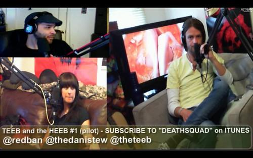 TEEB AND THE HEEB #1