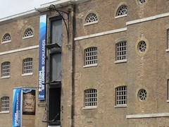 Museum of London Docklands (slow_fade) Tags: windows london june architecture port docks buildings sugar rivers georgian docklands museums riverthames warehouses brickwork redbrick eastlondon museumoflondon 2011