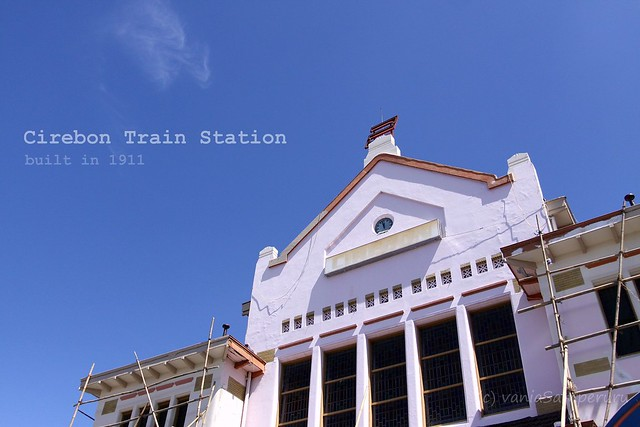 Cirebon Train Station
