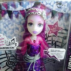 New Doll! - Singing Popstar Ari Hauntington (MyMonsterHighWorld) Tags: monster high mattel doll dolls reboot 2016 mh ari hauntington welcome to wtmh singing popstar