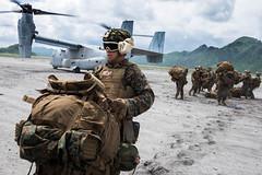 U.S. and Philippine Marines Build Interoperability at PHIBLEX 33 (#PACOM) Tags: amphibiouslandingexercise phiblex phiblex33 pbx 2016 16 servicemembers usmc marines usmarinecorps navy usn okinawa japan iiimarineexpeditionaryforce iiimef training philippines pi us unitedstates publicaffairs pacificcommand combatcamera pacom southeastasia humanitariancivicassistance hca armedforcesofthephilippines 7thfleet 31stmeu afp philippinemarinereadyforce pmrf marineexpeditionarybrigade 3dmeb 3rdmeb luzon palawan amphibiousassaultvehicle combinedarms artillery recon reconnaissance crowvalley basaairbase netc ternate 31stmarineexpeditionaryunit meu ctf76 cagayanprovince mutualdefensetreaty aav boat helo phiblex2016 phiblex16 himar himars colonelernestoravinaairbase ph