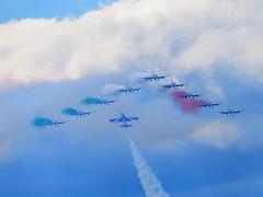 DSC_5627 (sauliusjulius) Tags: nato days ostrava 2016 czech air force september 17  18 leos janacek airport osr lkmt frecce tricolori 313 gruppo addestramento acrobatico aermacchi mb339
