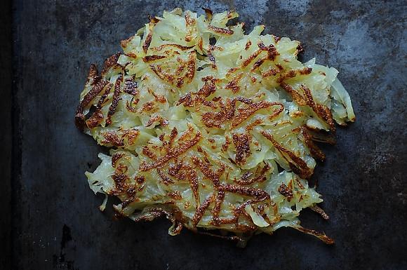 Horseradish Hashbrowns