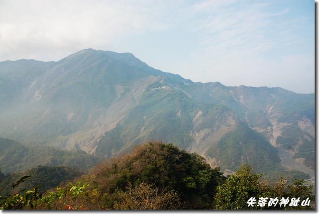 遙望井步山