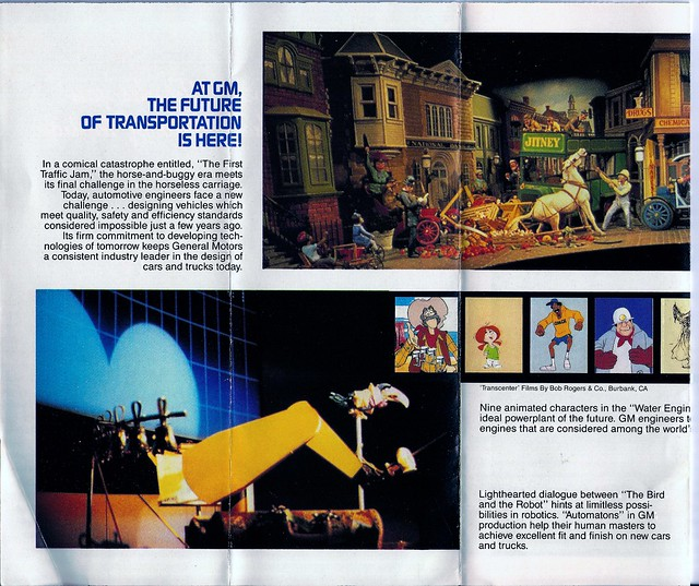 World of Motion - GM Pamphlet 1985 2