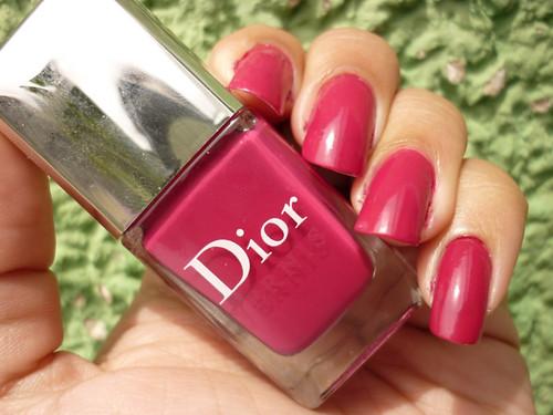 Dior - Violet Graphique