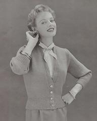 1954 cardigan