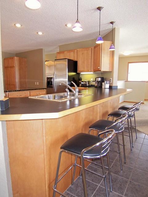 6858 242nd Street, St. Augusta kitchen 1