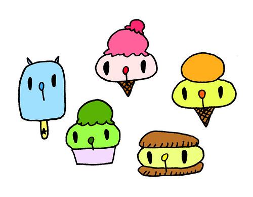 アイスクリームーコレクション