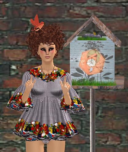 Danielle Members Gift 2011 April