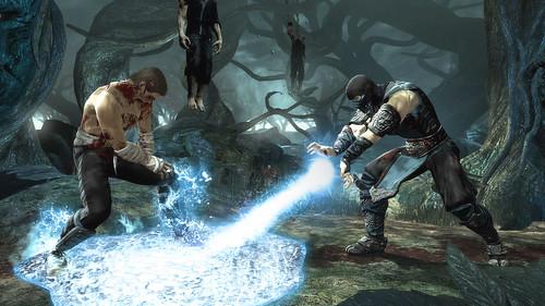 Mortal Kombat 2011 Xbox 360 Exclusive Content