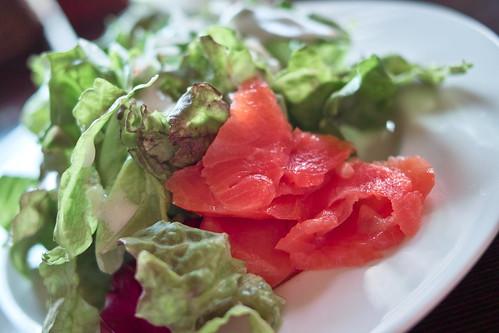 salad @PIZZERIA PONTE CENTRO