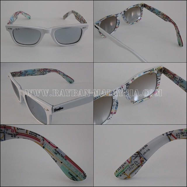 wayfarer rare prints subway inside mirror lens